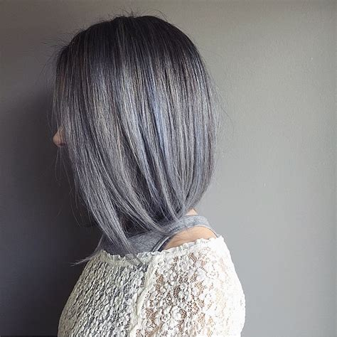 Short Brown Bob Haircuts – Two Haircuts as One   a Bob With Long Brown Hair Underneath