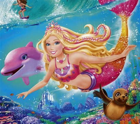 film barbie mermaid disney parks blog barbie in a mermaid tale 2 2012