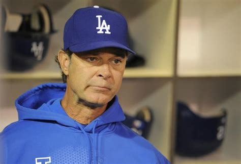 Don Mattingly Contract by Dodgers News Don Mattingly Updates Contract Status Feels