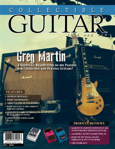 download black dolls vol 3 2016 pdf magazine collectible guitar magazine then and now mar apr 2016