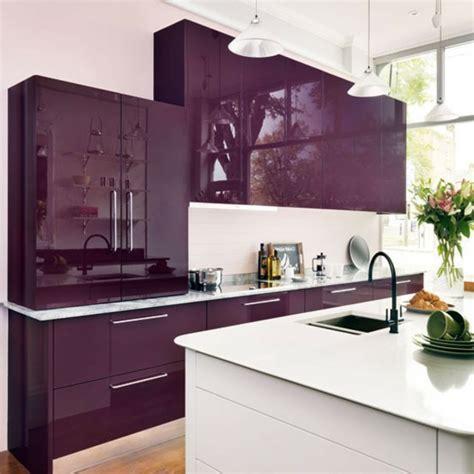 küchengestaltung mit farbe effektvolle k 252 chengestaltung mit farbe archzine net