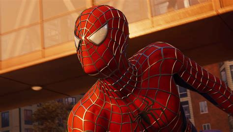 spiderman ps game   hd games  wallpapers