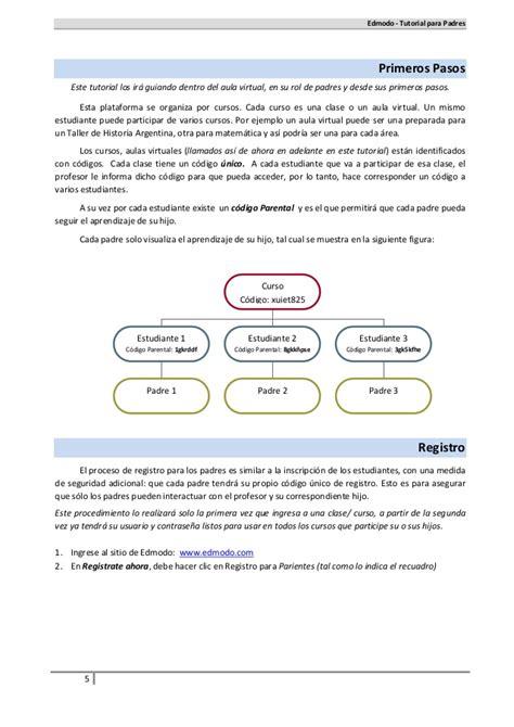 tutorial edmodo para padres edmodo tutorial padres 2013
