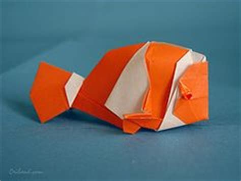 Origami Clown Fish - origami it on origami fish origami and