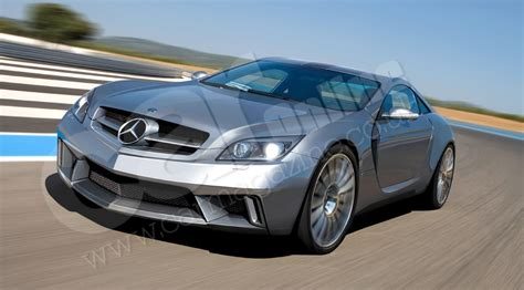 New Gullwing Mercedes by Mercedes New Gullwing 2009 The Inside Story By Car