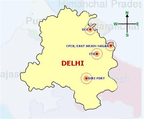 political map of delhi delhi parliament constituency list delhi parliament