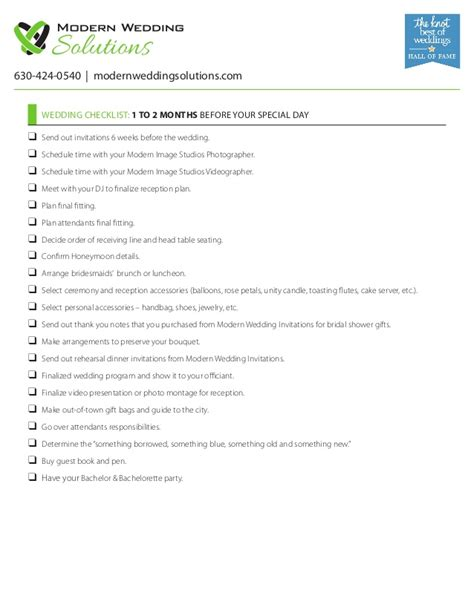 wedding checklist 3 weeks to go wedding planning checklist