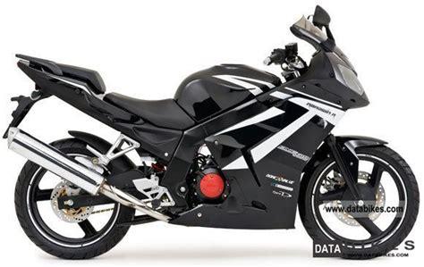 Motorrad 125 Ccm 11 Kw Honda by 2011 Daelim Roadwin 125 11kw Fi 125cc Motorcycle Sport Black