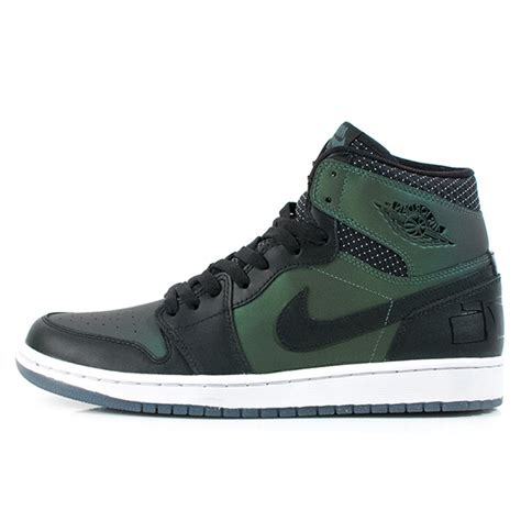 Nike Air 1 For nike sb air 1 qs iridescent green black