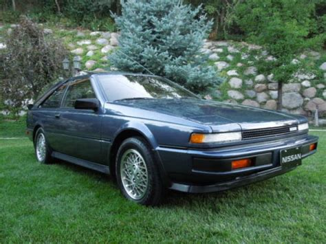 1986 nissan 200sx for sale sharp low miler 1986 nissan 200sx turbo bring a