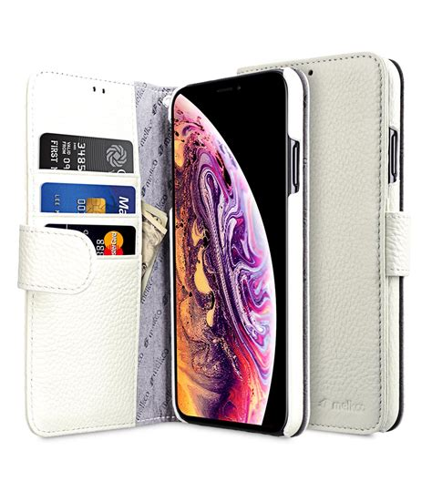 premium leather case  apple iphone xs max iphone   wallet book type ukeyy