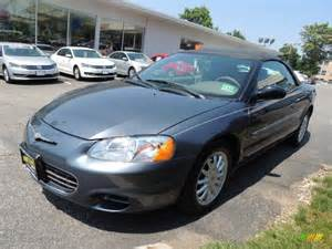 Chrysler Sebring Lx 2002 2002 Chrysler Sebring Lx Convertible Exterior Photos