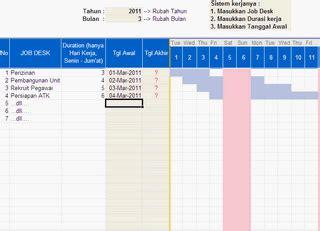 membuat form login pada excel 2007 karsono membuat schedule di excel