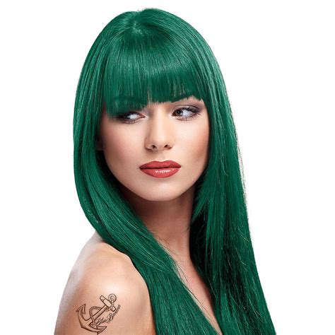 color hair la riche directions alpine green colour hair dye hair dye