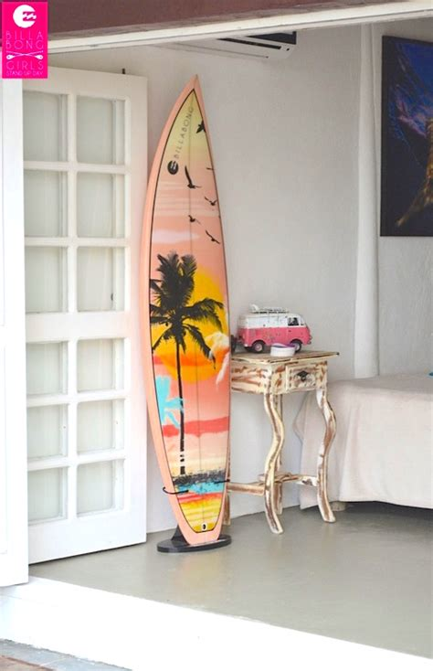 surf home decor decor surfboard iron blog