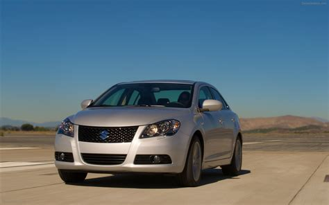 suzuki kizashi 2012 widescreen car wallpaper 03 of