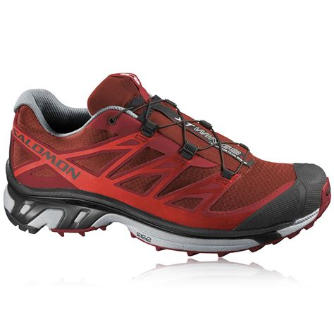 running shoes with wings salomon xt wings 3 trail running shoes 35