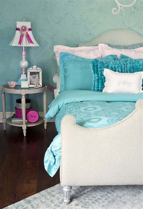 turquoise bedroom decor turquoise children s room for girls ideas for home
