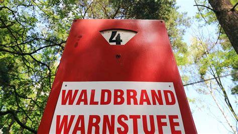 Feuerstellen Heidelberg mannheim erh 246 hte waldbrandgefahr forstamt sperrt