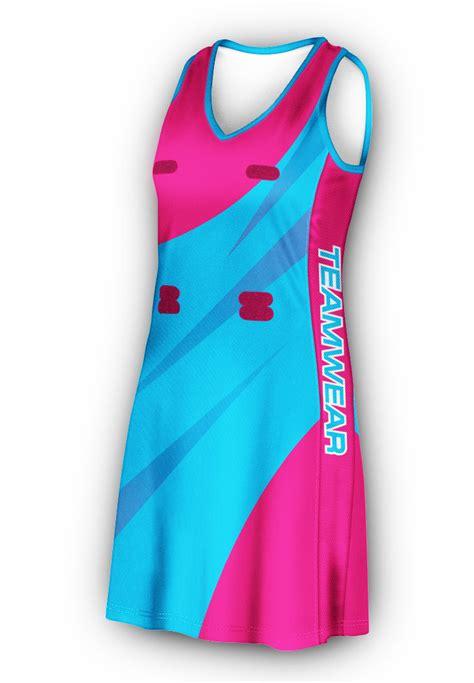 design netball dress hybrid netball dress design your own netball uniforms