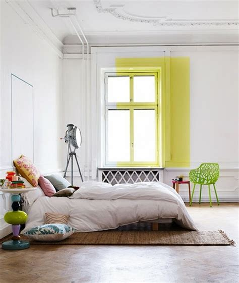 yellow accent wall yellow accent on wall bedroom tales pinterest
