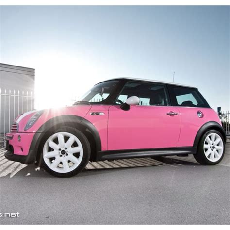 pink mini cooper pink mini cooper related images start 100 weili