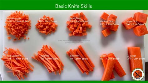 kitchen knife skills techniques for carving boning slicing chopping dicing mincing filleting books basic knife skills bruno albouze the real deal