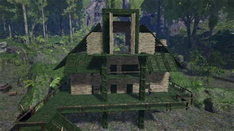 ARK: Survival Evolved RP   Hunter's Hut