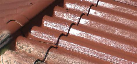 peinture tuile ciment peinture pour les toitures en ardoises artificielles et