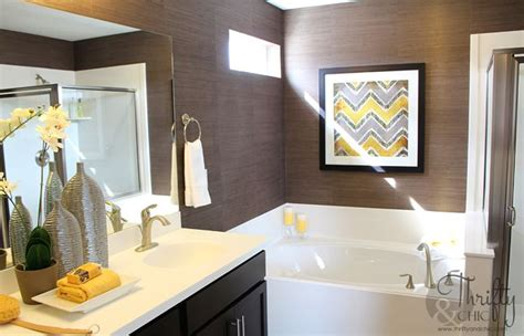 brown and yellow bathroom 17 best images about bathrooms on pinterest traditional