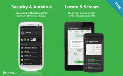 lookout security and antivirus premium apk comparativa de antivirus gratuitos para android 2015