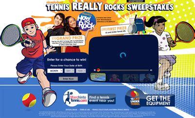 Tennis Sweepstakes - florida tennis briefs 8 ptr award tournament news more adults seniors news