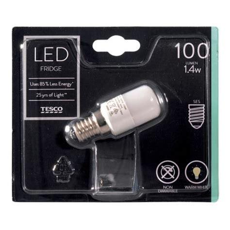 tesco led light bulbs buy tesco led fridge l e14 small from our all