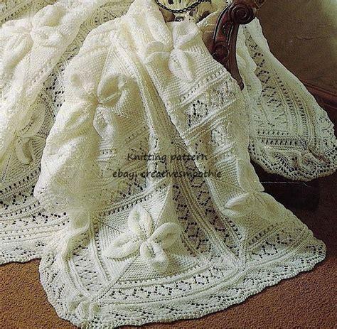 leaf pattern baby blanket free heirloom baby shawl cot blanket in leaf pattern dk