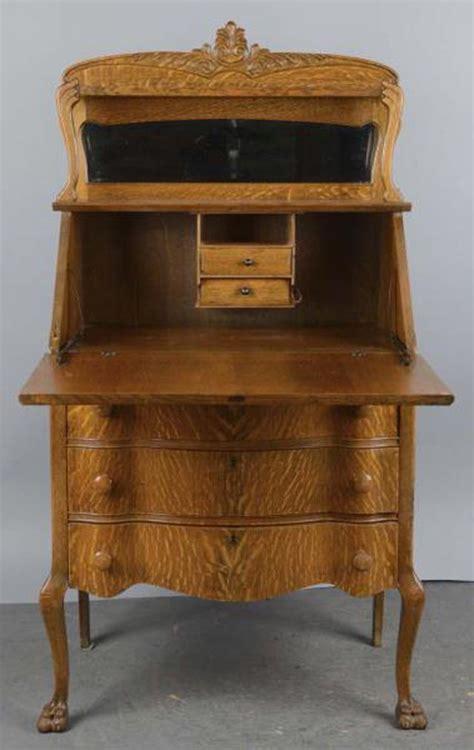 Antique Drop Leaf Desk Antique Furniture Antique Drop Desk