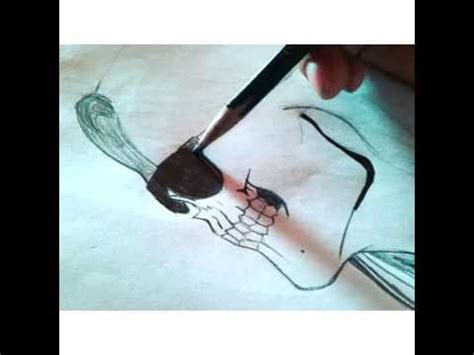 imagenes hipster para dibujar faciles como dibujar calavera hipster youtube