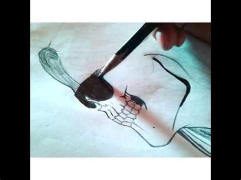 imagenes hipster a lapiz como dibujar calavera hipster youtube