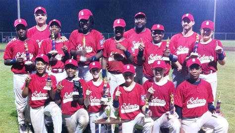 11 12 year old boys all star team includes selma 11 12 year old all stars qualify for state tourney