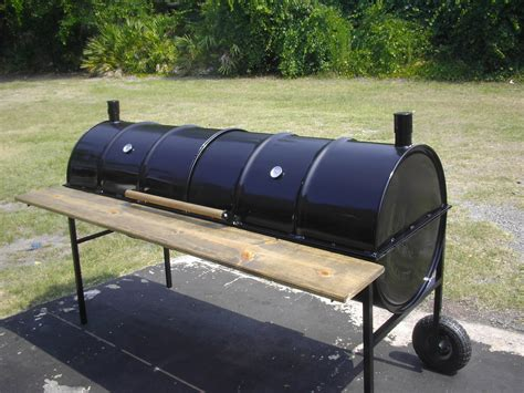 Handmade Barbecue Grills - bbq grills smokers 171 welding fabrication llc