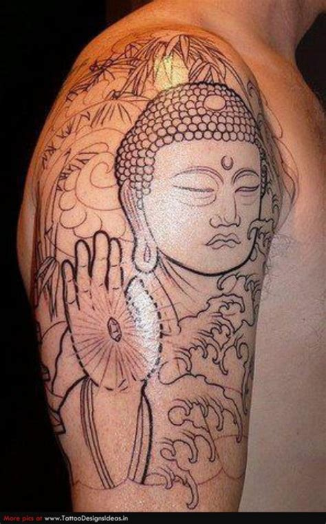 buddhist sleeve tattoo designs 20 spiritual tattoos on half sleeve