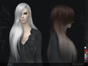 sims 4 cc for hair stealthic valo female hair