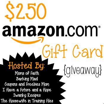 Best Buy 250 Gift Card Giveaway - 250 amazon gift card giveaway swanky recipes
