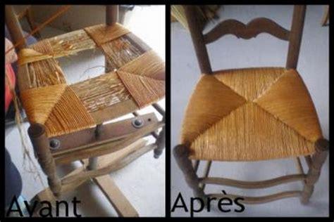 paillage chaise le paillagen de chaises