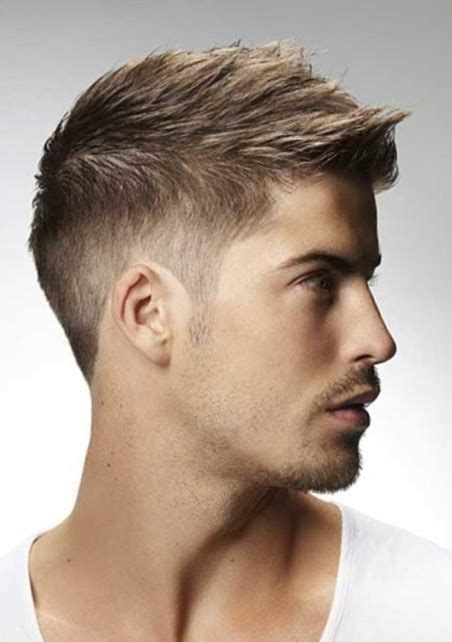 short haircuts for men 2017