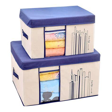 clothing storage bins classic clothes storage box lids tote organization