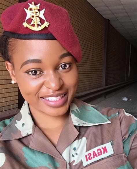 mzansi s mzansi s hottest female soldiers in pictures zgossip