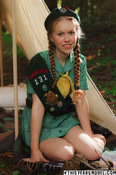 Dolly Little Hot Girl Scout Addictive Teens