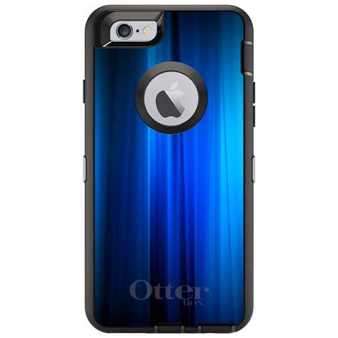 Custom Iphone 6 6 6s 6s 7 7 Motif 3 Animal custom otterbox defender for iphone 6 6s 7 plus bright blue curtain ebay