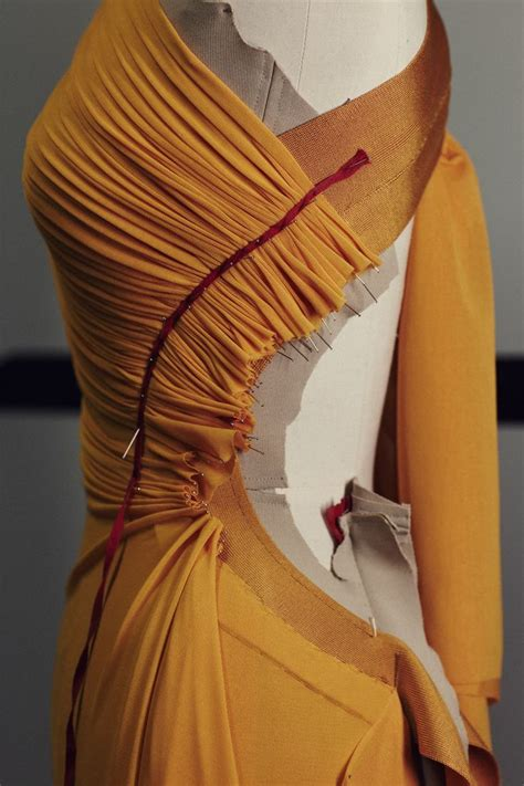 17 Best Ideas About Fabric Manipulation Techniques On
