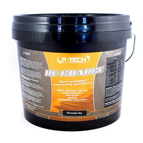 p tech supplements re charge